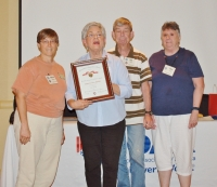 NC Council 2n Quarterly Meeting Chapter & Communication Award Presentations May 16, 2014