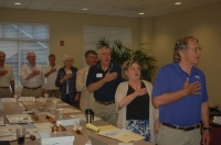 NC Council of Chapters 3rd Quarterly Meeting August 2, 2014 (Salisbury)