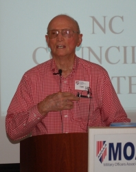 NC Council of Chapters, Hendersonville, NC August 17, 2012