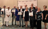 North Carolina Council of Chapters Delegation Receive LOE Medallions November, 1, 2018